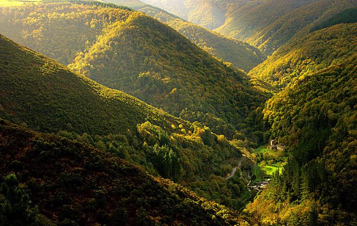 La comarca de Oscos-Eo: Reserva de la Biosfera
